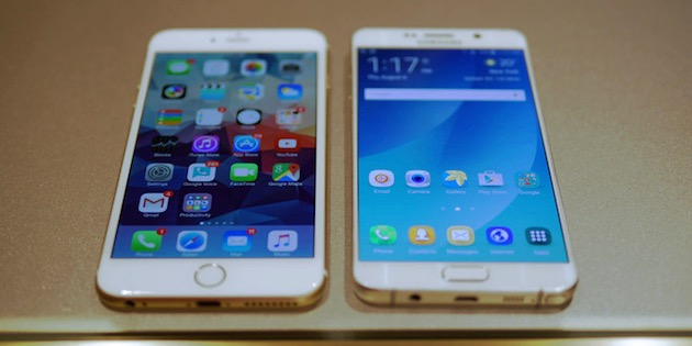 Apple iPhone 6 Plus vs Samsung Galaxy Note 5