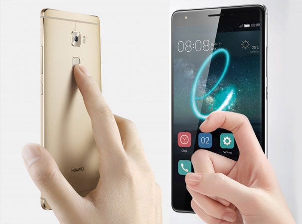 Huawei Mate S: Force Touch
