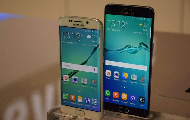 Samsung Galaxy S6 Edge vs Samsung Galaxy S6 Edge+