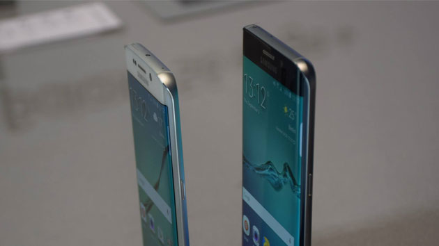 Samsung Galaxy S6 Edge vs Samsung Galaxy S6 Edge+
