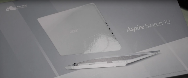 Acer Aspire Switch 10 2015