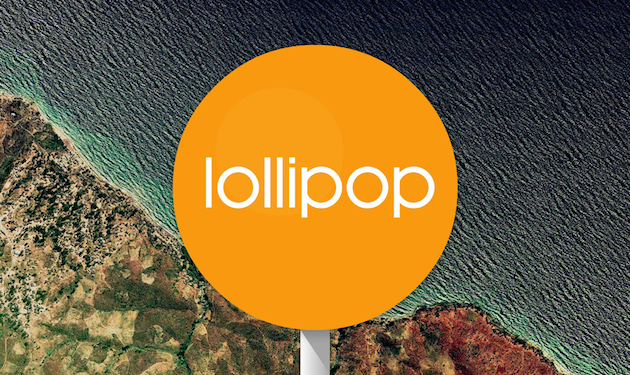 Android Lollipop Logo