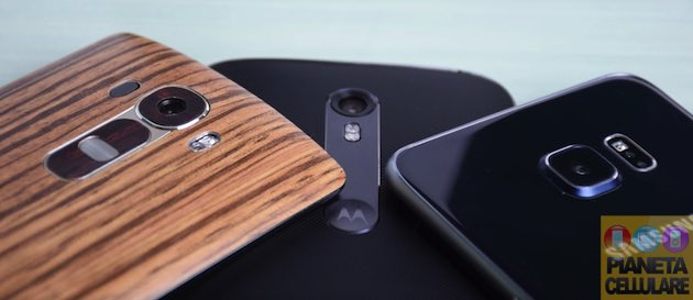 Moto X Style vs G4 vs Edge Plus