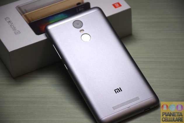 Xiaomi Redmi Note 3 Retro