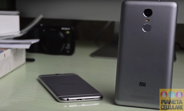 Xiaomi Redmi Note 3 vs HTC One A9