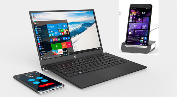 Desk Dock e Mobile Extende per HP Elite x3