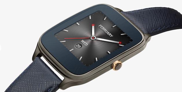 Asus Zenwatch 2 con Android Wear 1.4 e speaker in prova