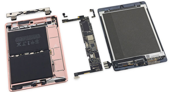 Apple iPad Pro 9,7 iFixit