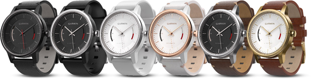 Garmin Vivomove - modelli disponibili
