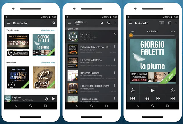 Audible per Android