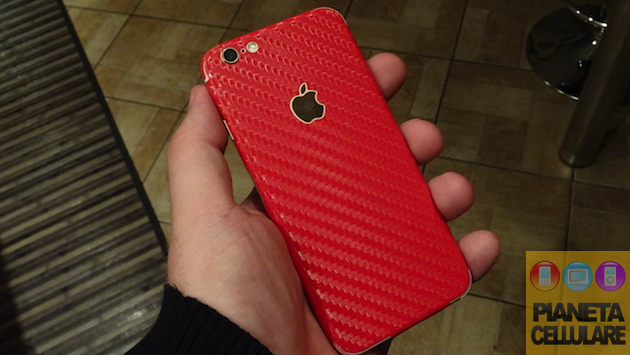 Skin UKarbon Apple iPhone 6S