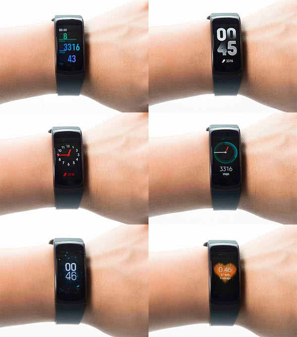 samsung gear fit 2 in italia a 229 euro. Black Bedroom Furniture Sets. Home Design Ideas