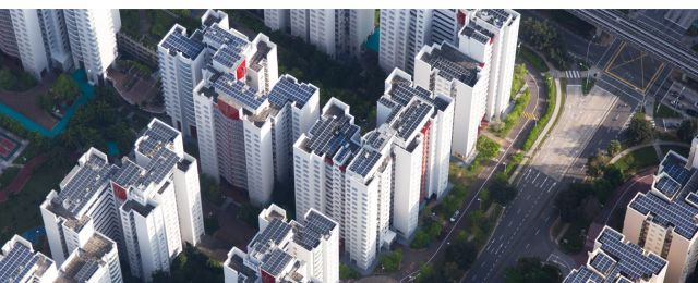 Parco fotovoltaico Apple a Singapore