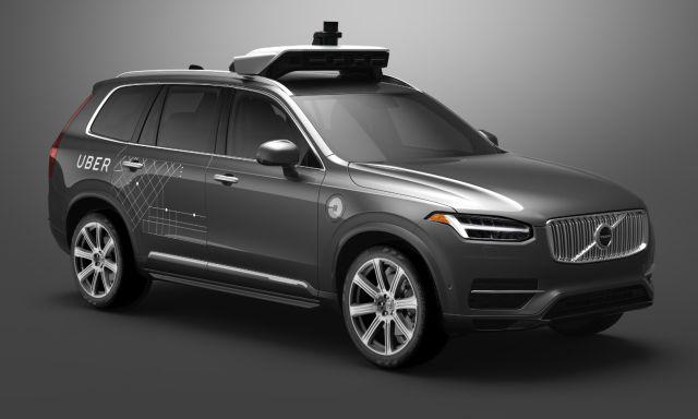 Volvo e Uber: alleanza per sviluppare auto a guida autonoma
