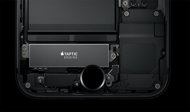 Apple iPhone 7 - Taptic Engine
