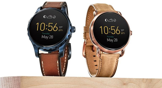 Fossil smartwatch serie Q