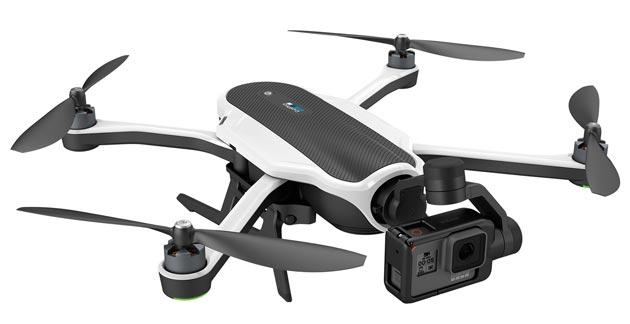GoPro presenta le action camera Hero 5 Black e Session