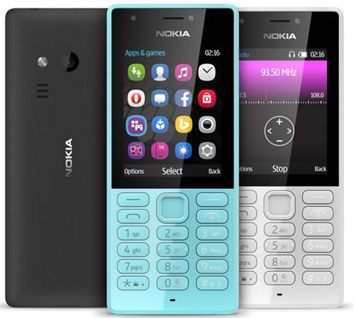 Microsoft punta ancora sui feature phone e presenta Nokia 216