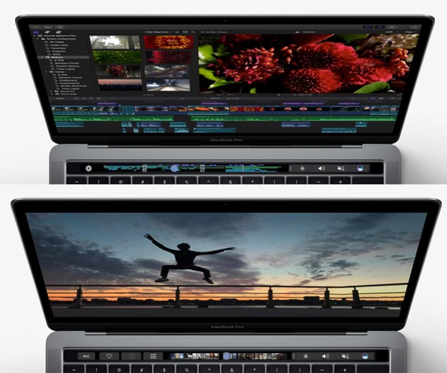 Apple MacBook Pro - Touch Bar