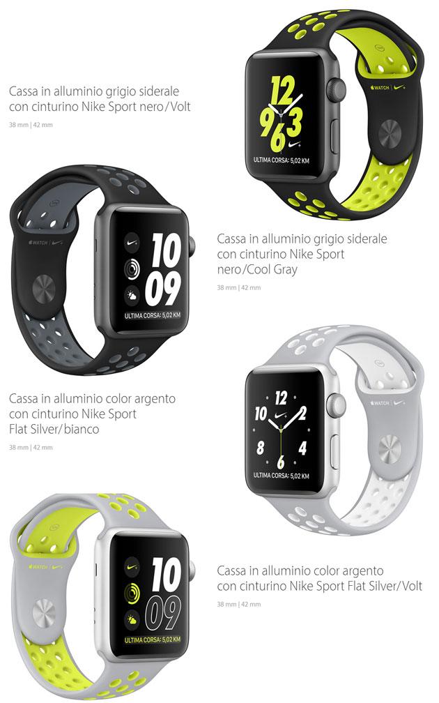 quadranti nike apple watch