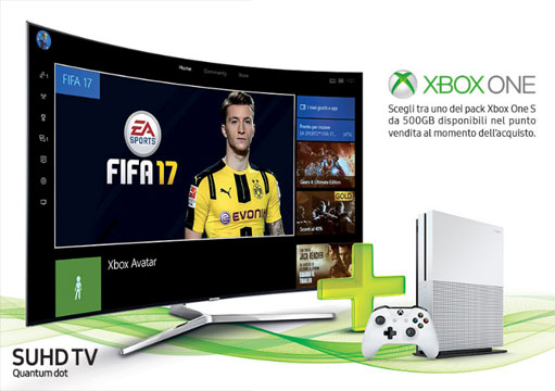 Samsung Xbox One S 500 GB