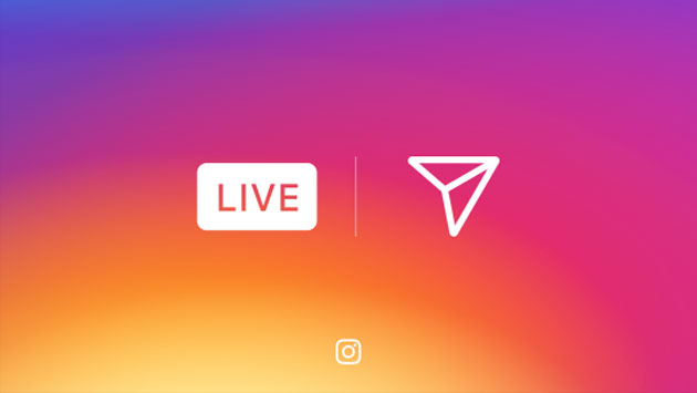 Live Video per Instagram Stories