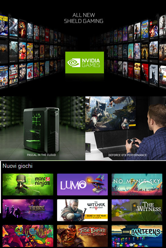 NVIDIA Shield Android TV 2015 update 5