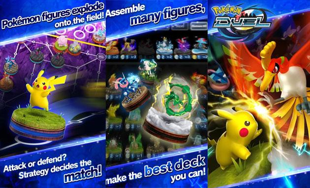 Pokémon Duel: un nuovo gioco dei Pokémon arriva su smartphone!