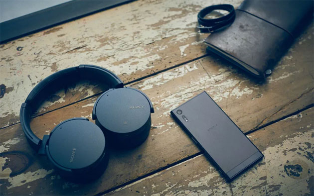 Sony, nuove cuffie wireless
