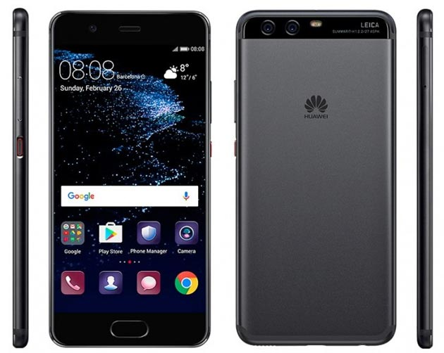 Huawei P10 - press render