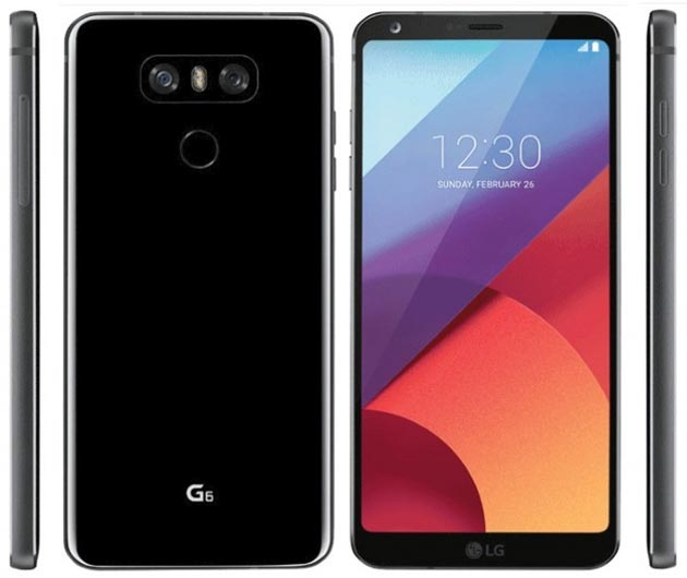 LG G6: Press Render