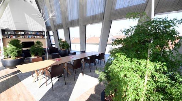 Microsoft house a milano nuova sede aperta per for High tech milano