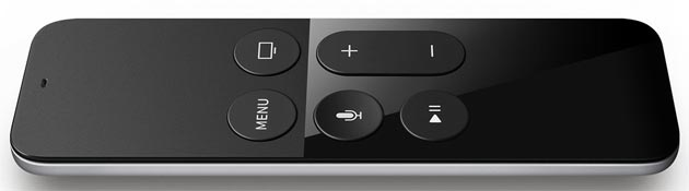 Apple TV 4a Gen. - Telecomando