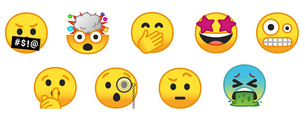 Nuove Emoji 5.0 supportate in Android O