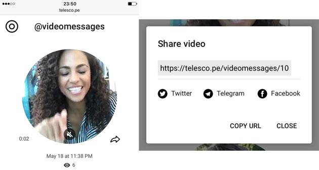Telegram v4.0: videomessaggi, pagamenti con bot e apertura rapida pagine web