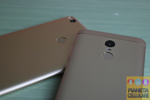 Xiaomi Mi Max 2 vs Xiaomi Redmi Note 4 Global