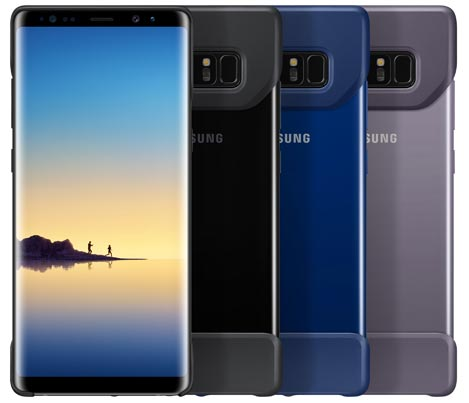 2Piece Cover per Galaxy Note8