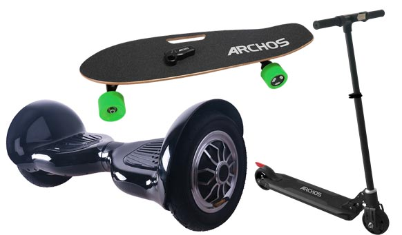Archos Bolt Junior, Hoverboard X, SK8