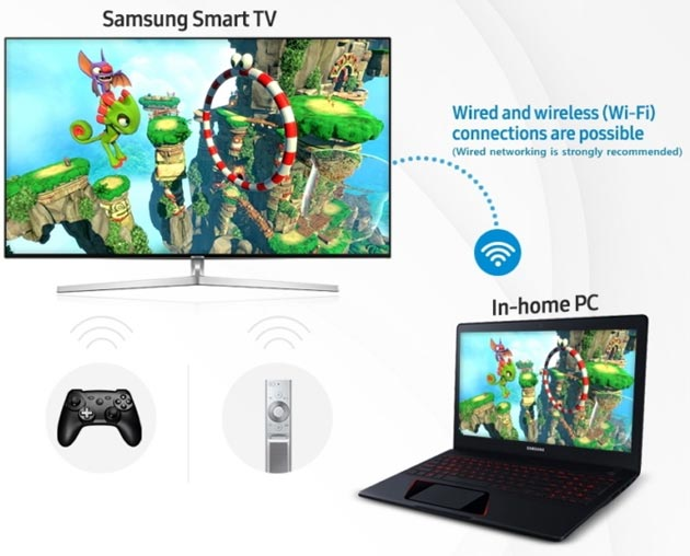 Steam Link su Smart TV Samsung