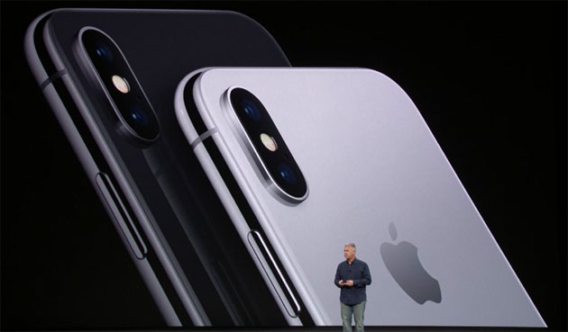 Apple iphone x ufficiale display oled super retina for Iphone x 3 italia