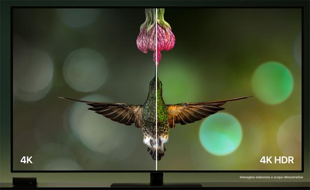 Su iTunes arrivano i contenuti 4K HDR per la nuova Apple TV