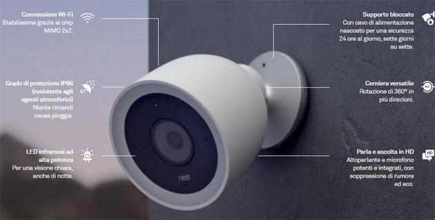Nest, novità smart per la casa