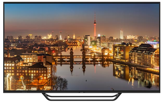 Sharp Aquos 8K TV (LC-70X500)