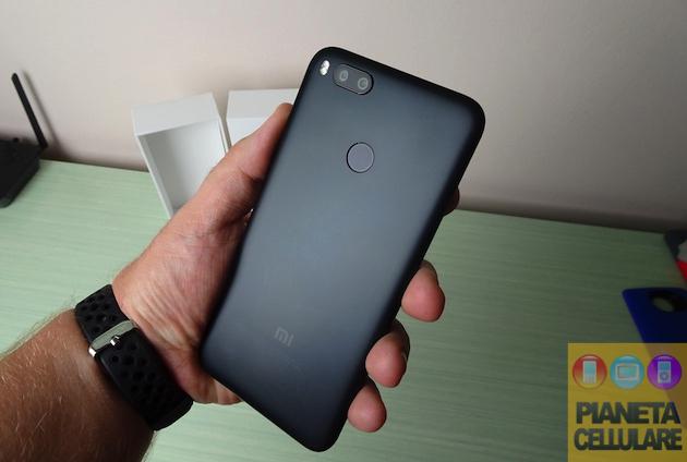 Xiaomi Mi A1 riceve le patch di sicurezza di settembre
