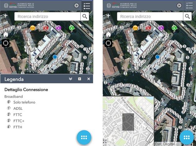 BBmap, app per verificare lo stato delle connessioni in Italia