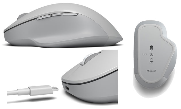 Microsoft Precision Surface Mouse