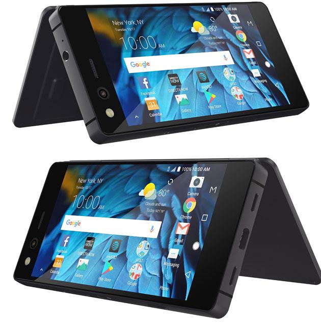 ZTE Axon M, smartphone pieghevole con doppio display