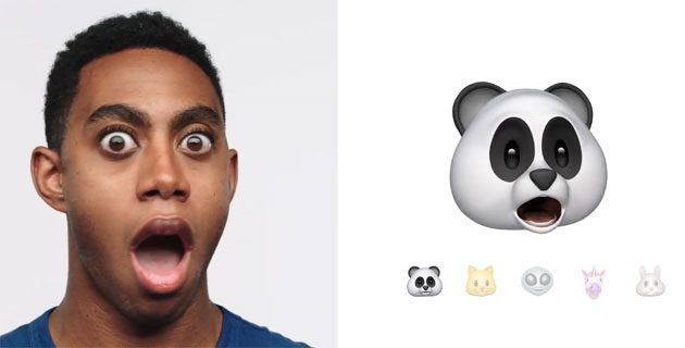 Animoji di Apple
