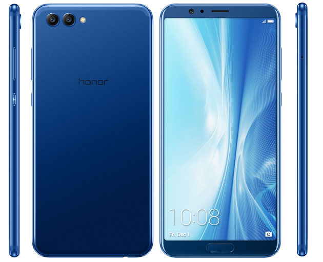 Honor View 10 - Blu
