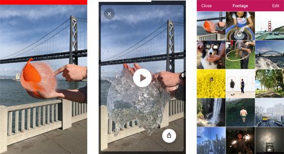Google, tre app per fotografi creativi